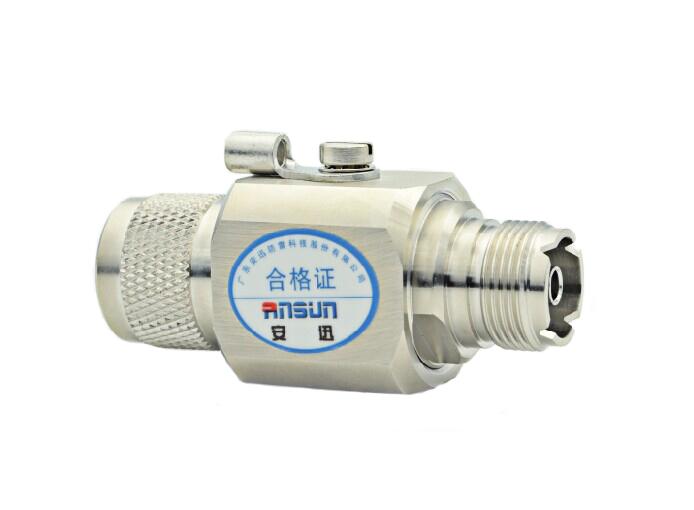 UHF-SL16型天馈线避雷器--AR25U