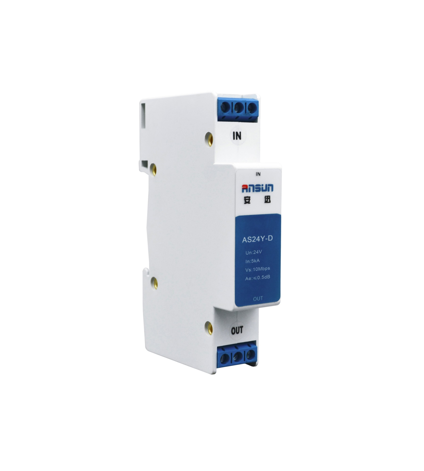 RS485/422-CAN总线-数据信号万博manbetx安卓版器(二线制)