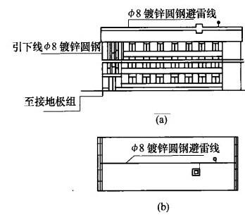 v符号符号中防雷设备的表示意思-技术文章图纸中pcfc图纸什么图片
