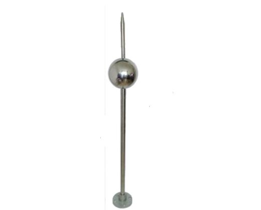 304不锈钢带球避雷针